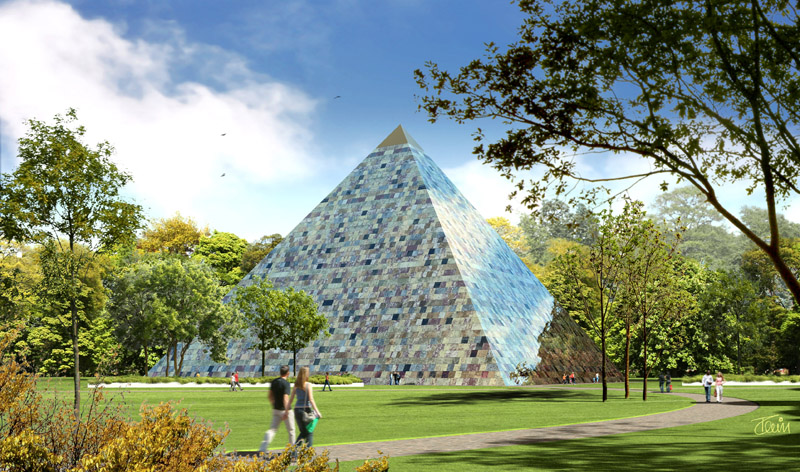Questions and Answers about the Earth Pyramid
