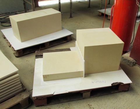 Stone Time Capsule block