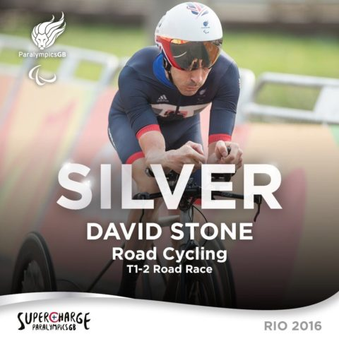 David Stone Winning Silver