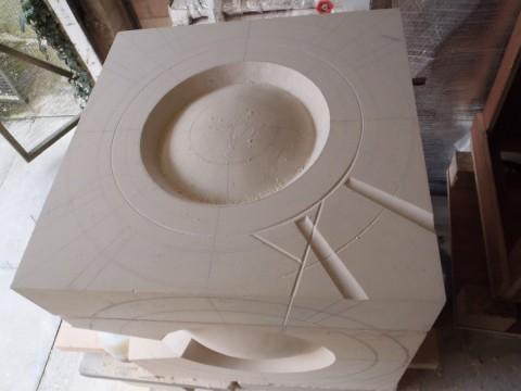 Stone Time Capsule